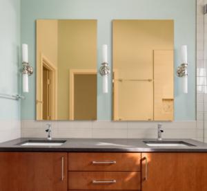miroir de couleur