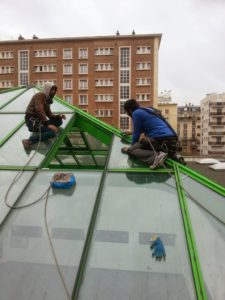 travaux a acces difficile paris 3